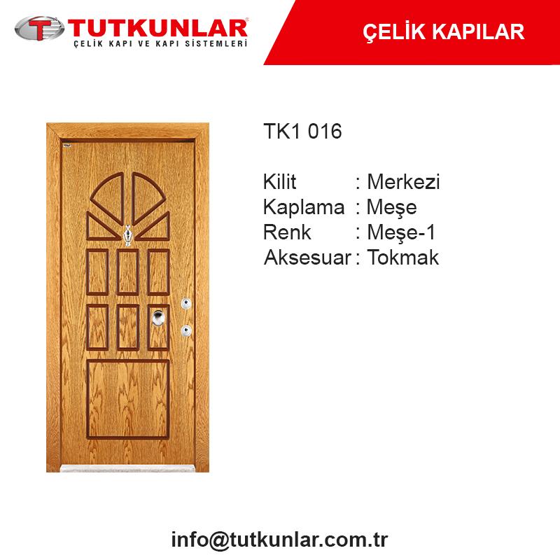 Çelik Kapı TK1 016