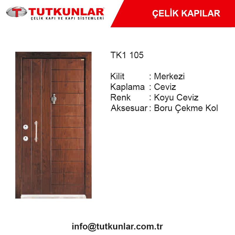 Çelik Kapı TK1 105
