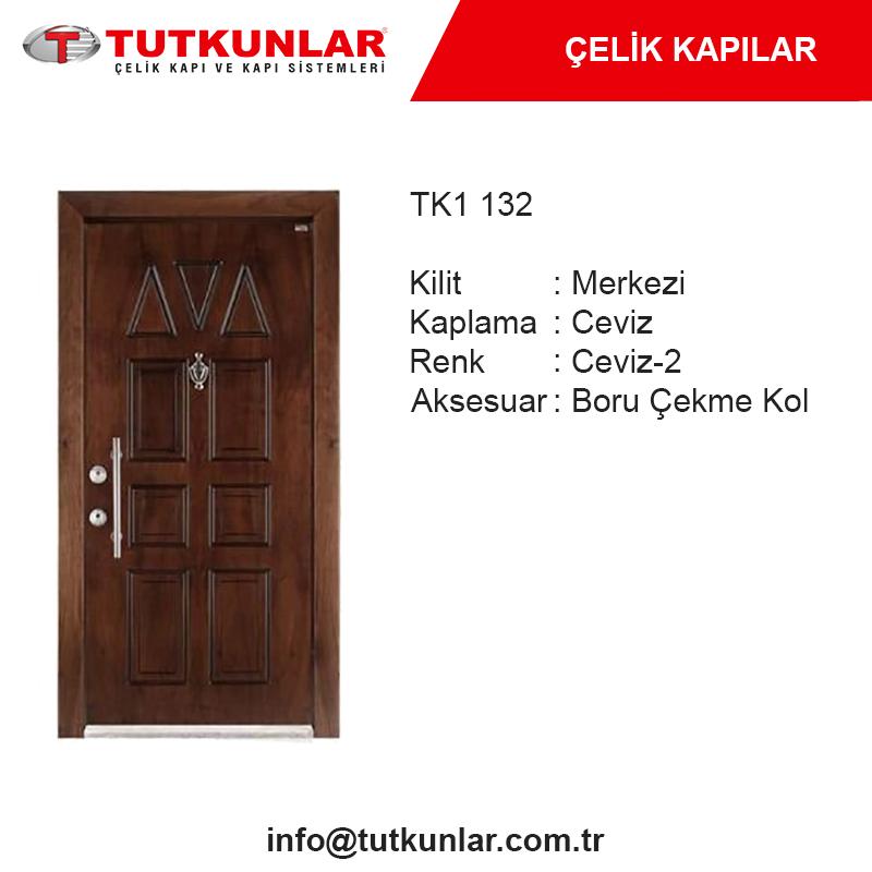 Çelik Kapı TK1 132