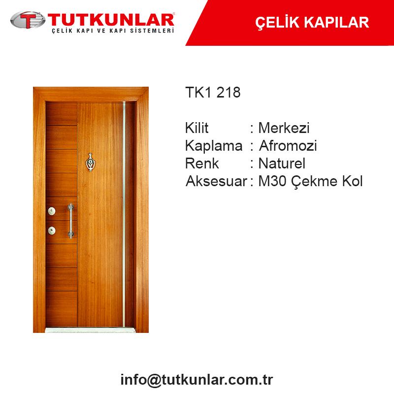 Çelik Kapı TK1 218