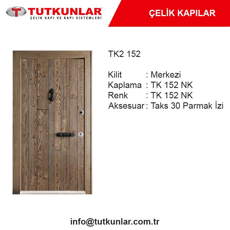 Çelik Kapı TK2 152