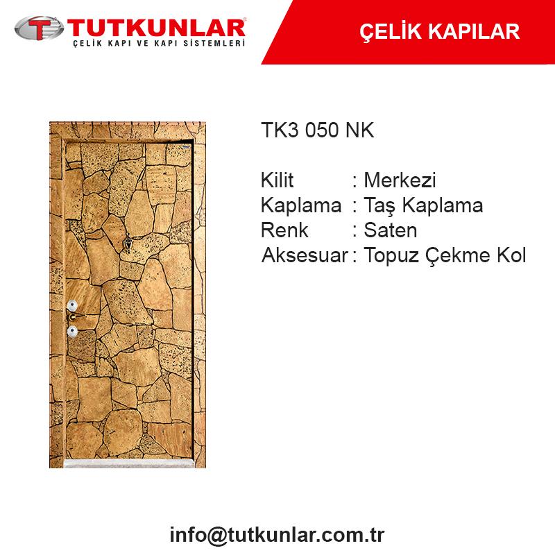 Çelik Kapı TK3 050 NK