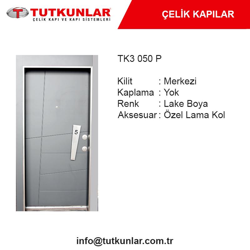 Çelik Kapı TK3 050 P