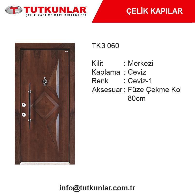 Çelik Kapı TK3 060