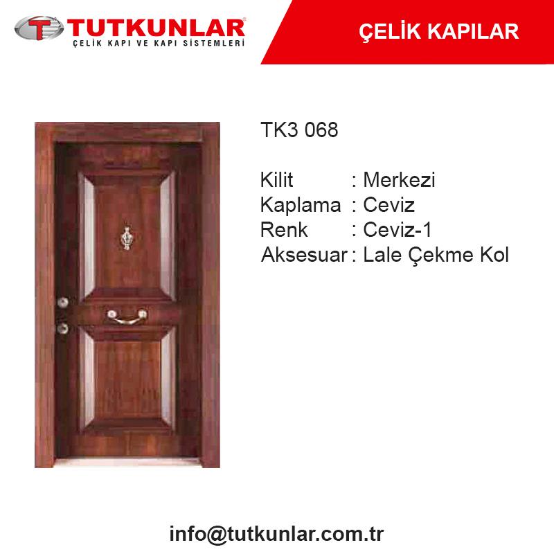 Çelik Kapı TK3 068