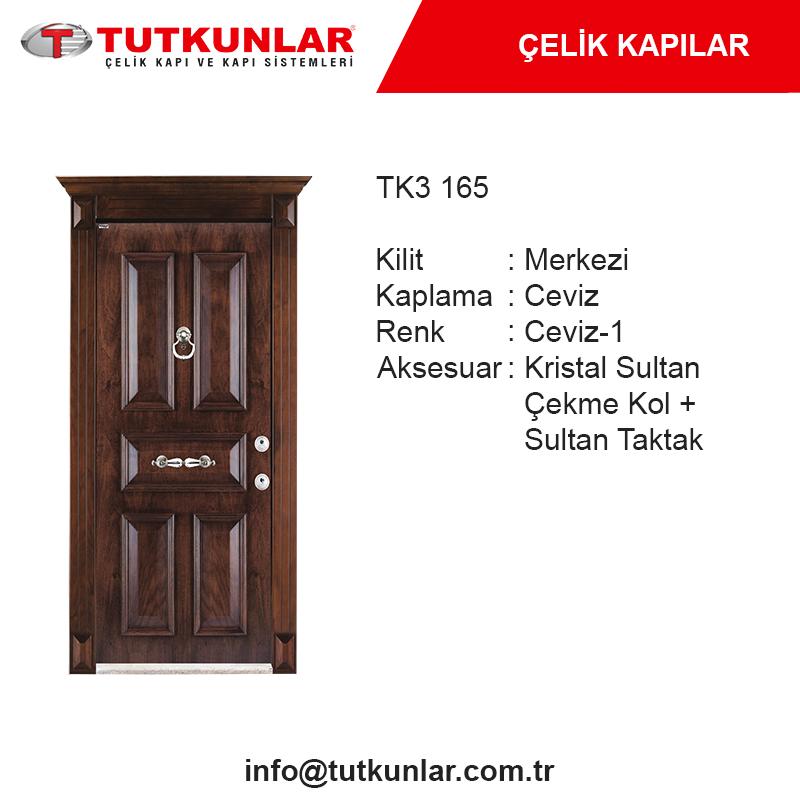 Çelik Kapı TK3 165