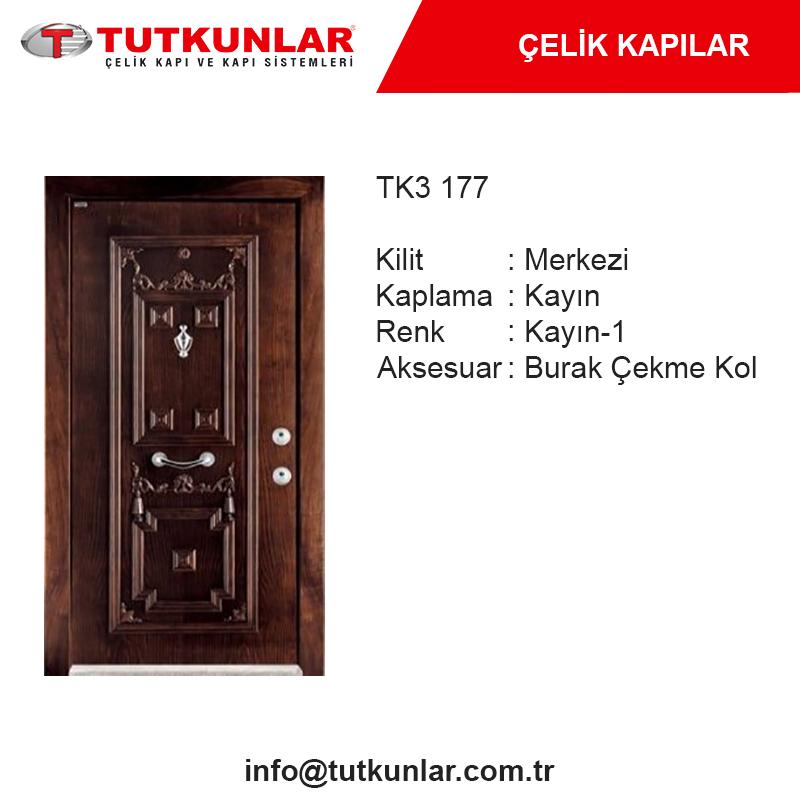 Çelik Kapı TK3 177