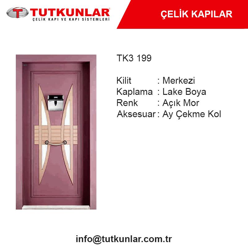 Çelik Kapı TK3 199