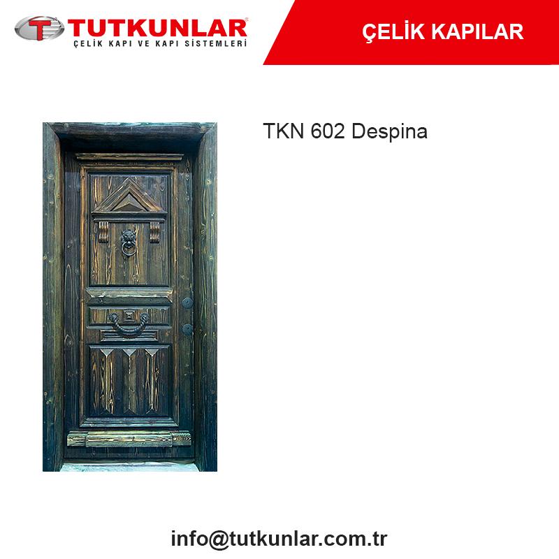Çelik Kapı TKN 602 Despina