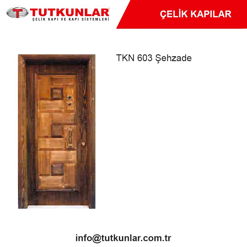Çelik Kapı TKN 603 Şehzade