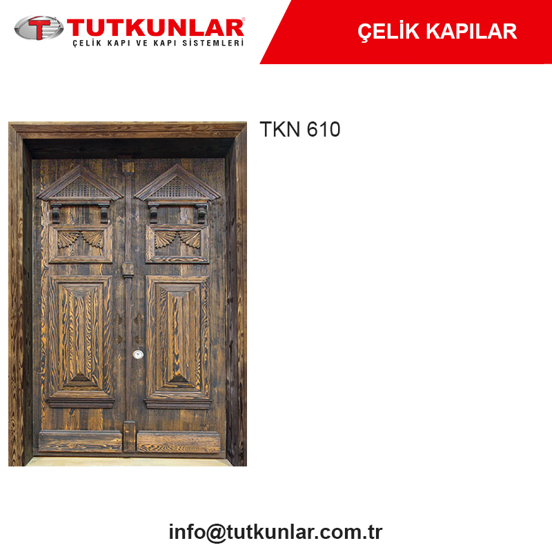 Çelik Kapı TKN 610