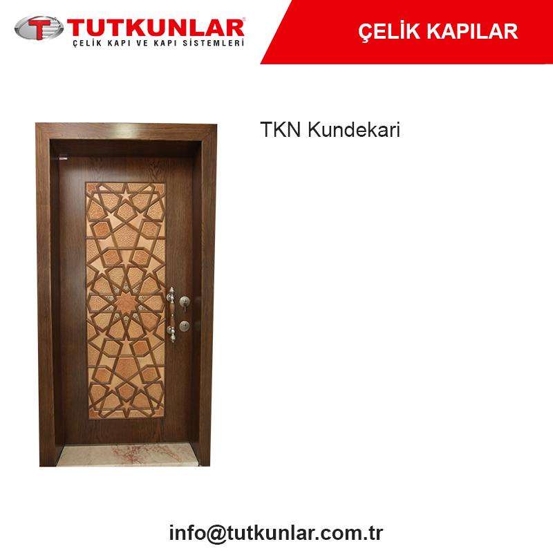 Çelik Kapı TKN Kundekari